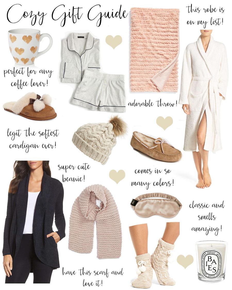 lauren sims cozy gift guide