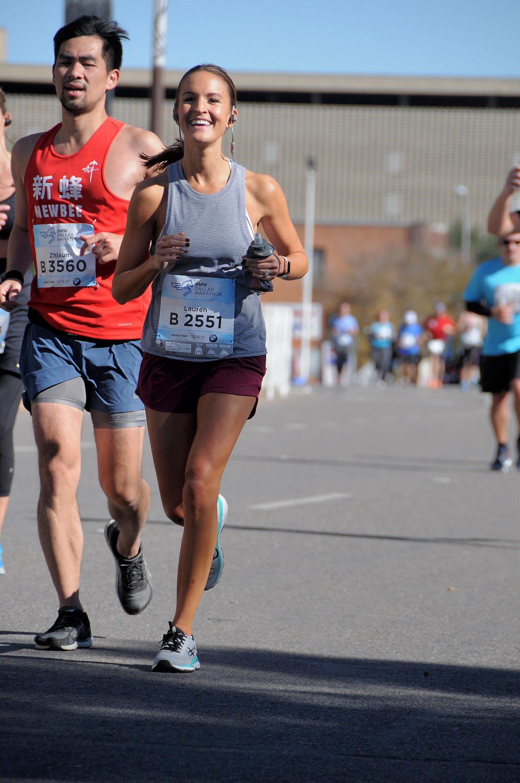 Bmw Dallas Marathon Recap Week Of Tips Lauren Kay Sims