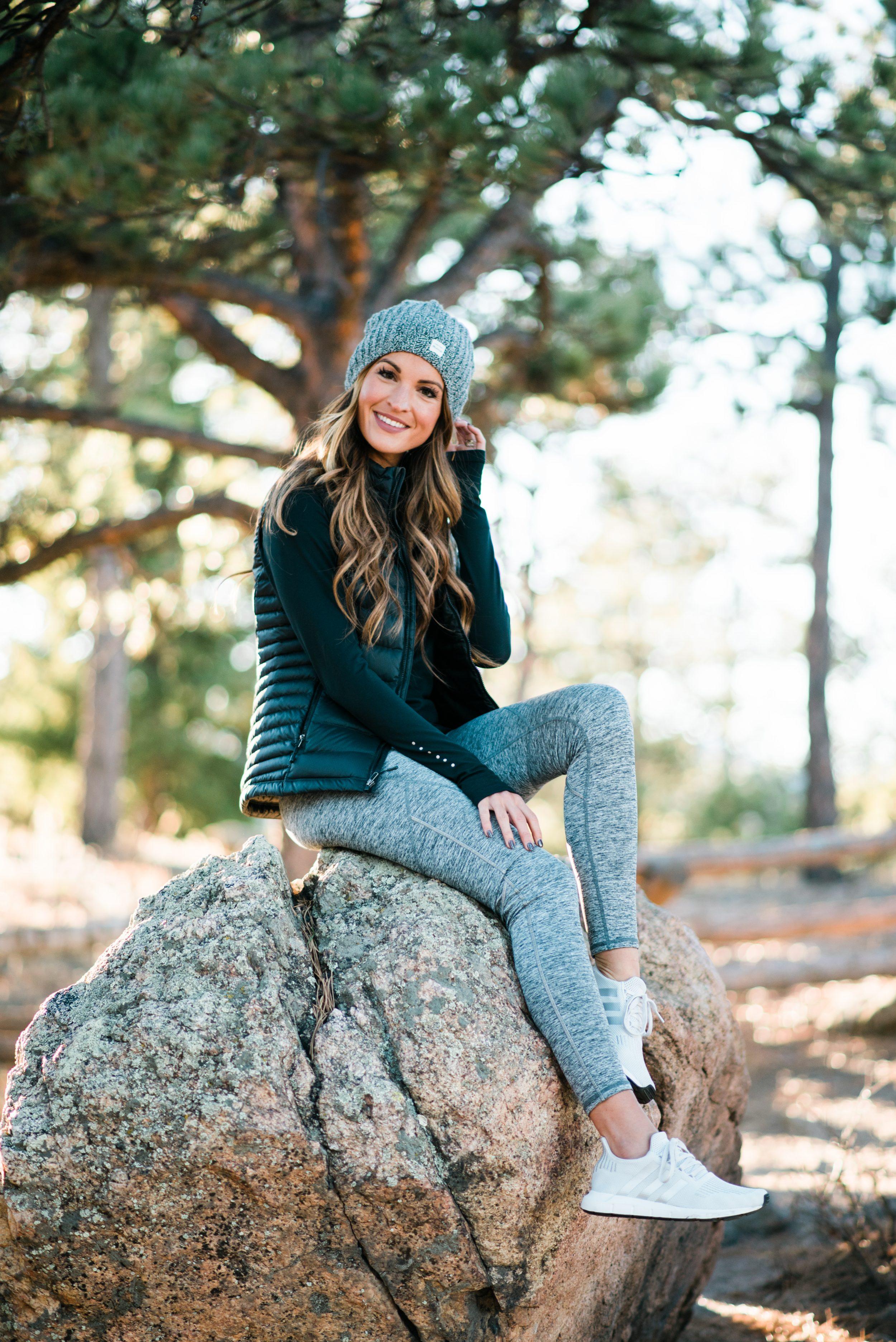lauren sims winter running essentrials
