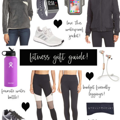 fitness gift guide!