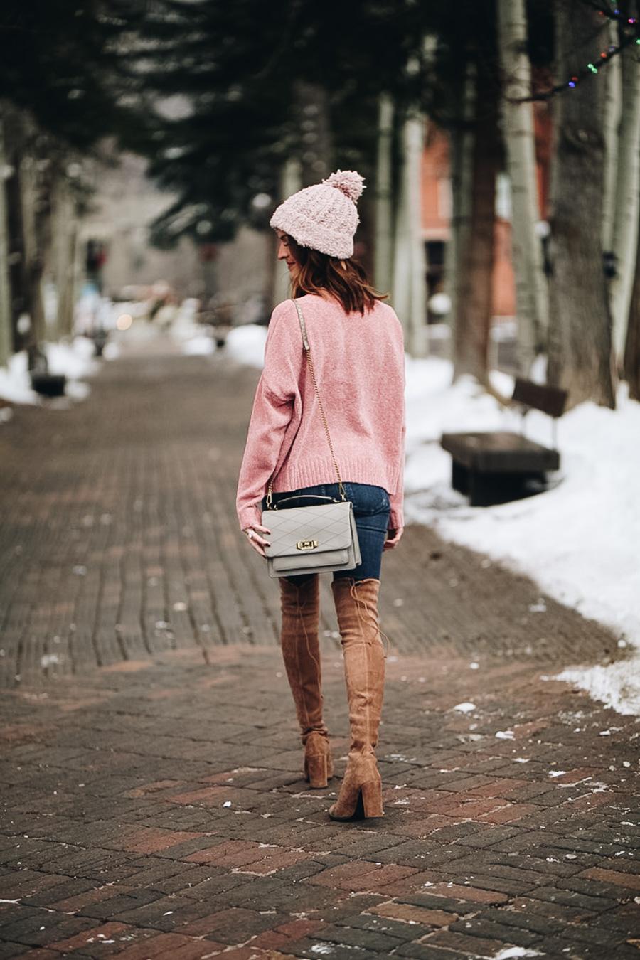 lauren sims chenille sweater