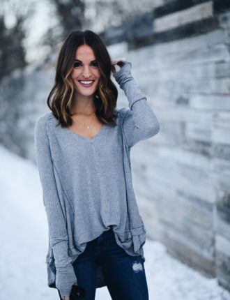 lauren sims free people thermal top