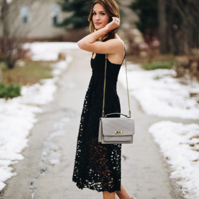 LBD under $100 + tips for purging your closet