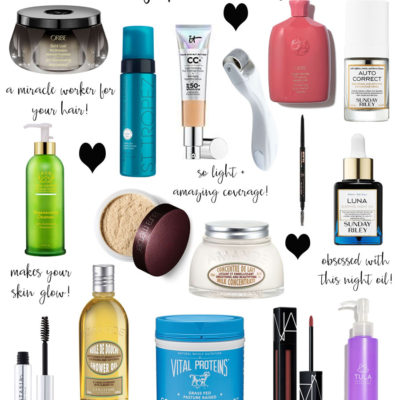 best beauty buys from 2017