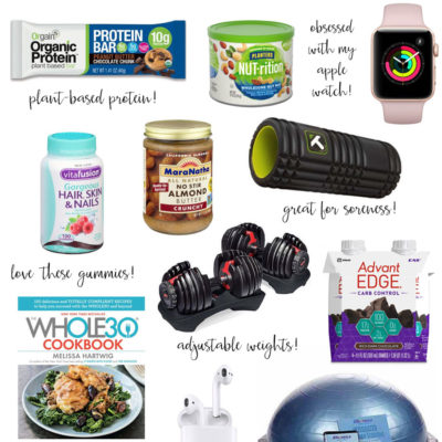 health + fitness faves
