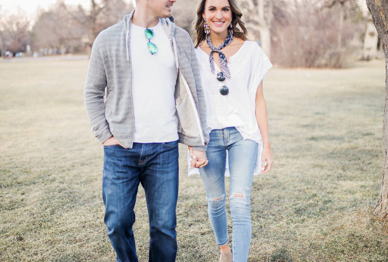 spring basics for him and her