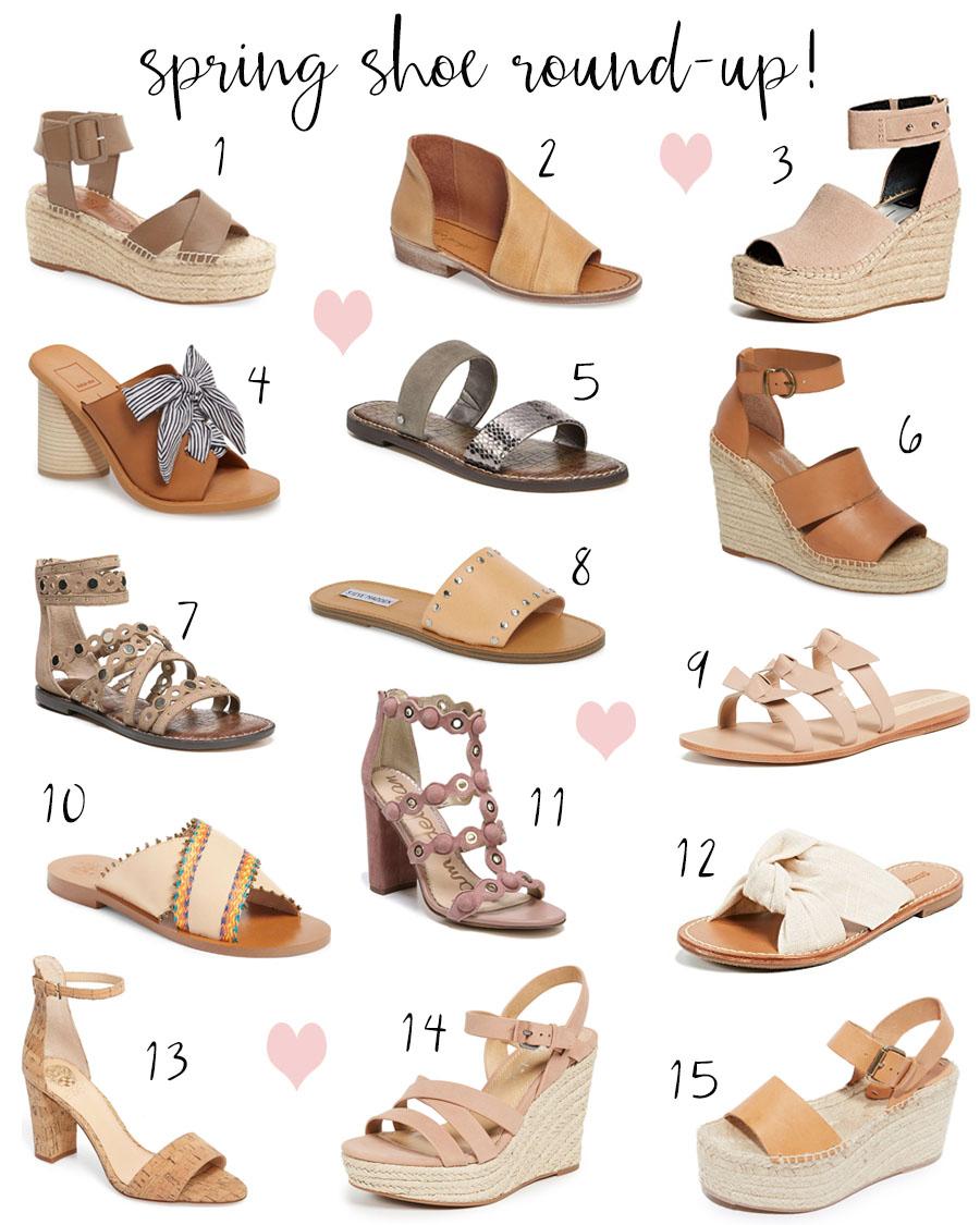f9d0ec349600f spring shoe round-up! - Lauren Kay Sims