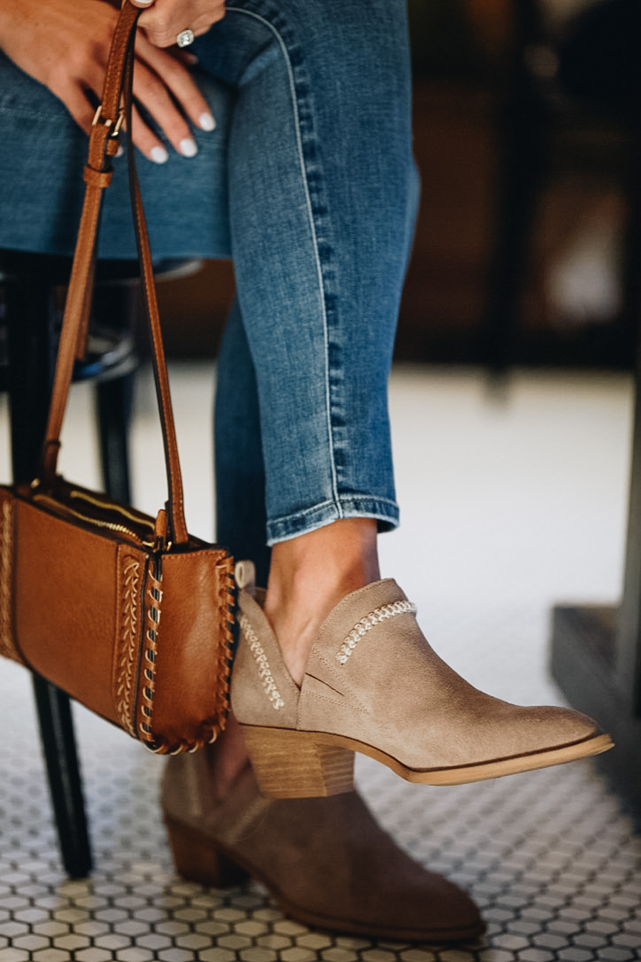 lauren sims booties for spring