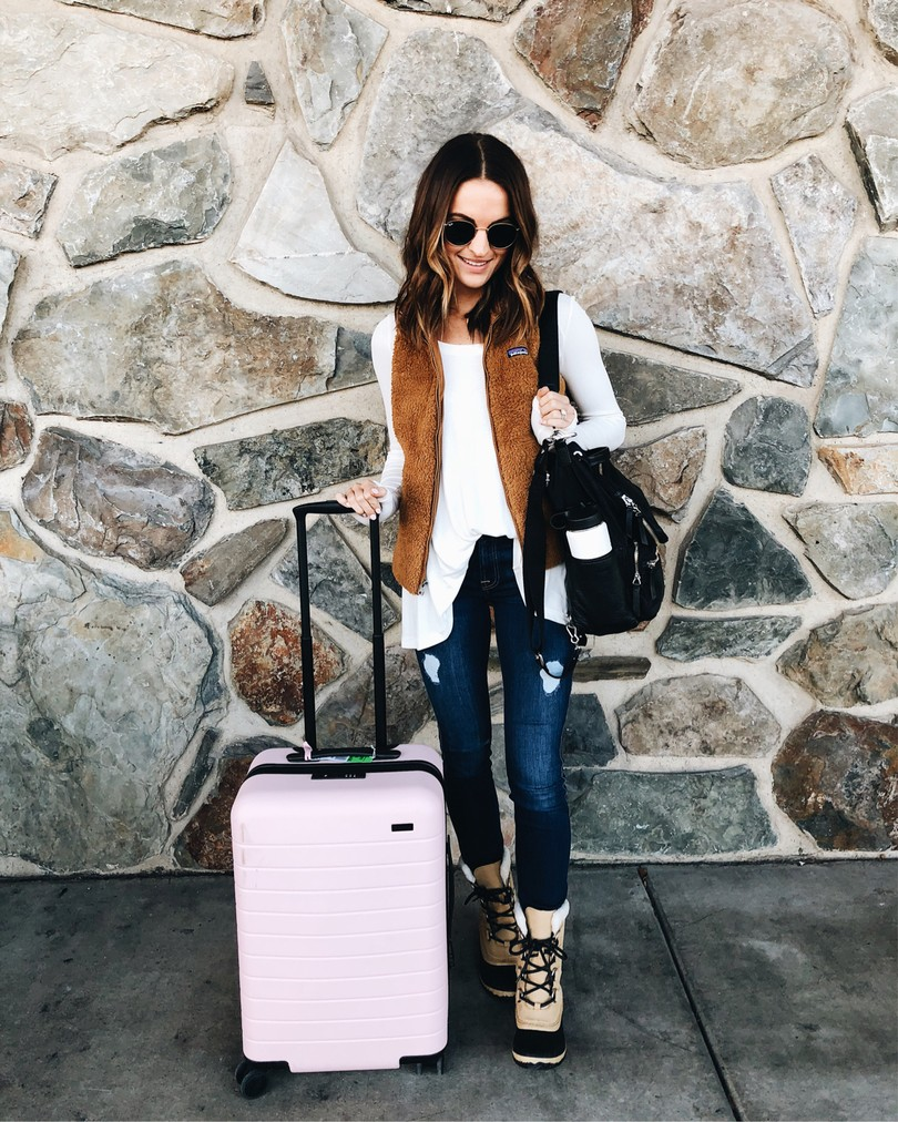 lauren sims travel essentials