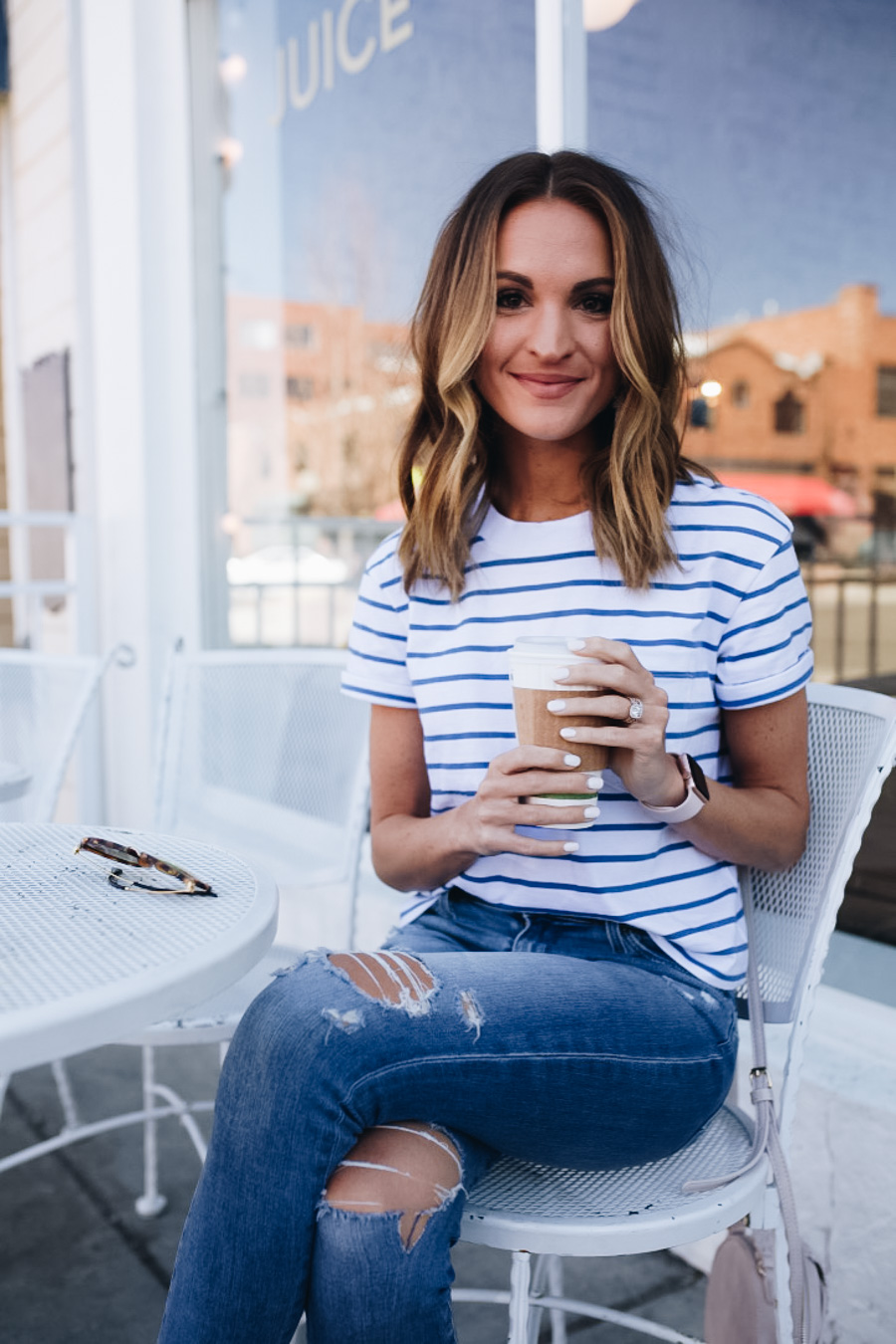 lauren sims tips on how to become a morning person