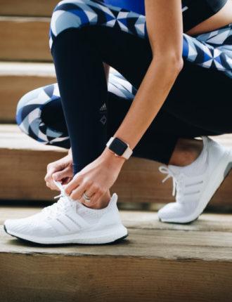 lauren sims adidas ultra boost sneaker