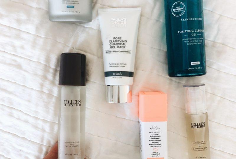 7 new skincare products I'm loving