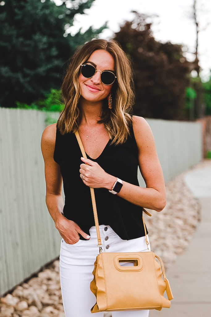 lauren sims summer date night outfit