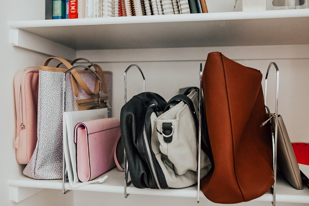 lauren sims office organization ideas