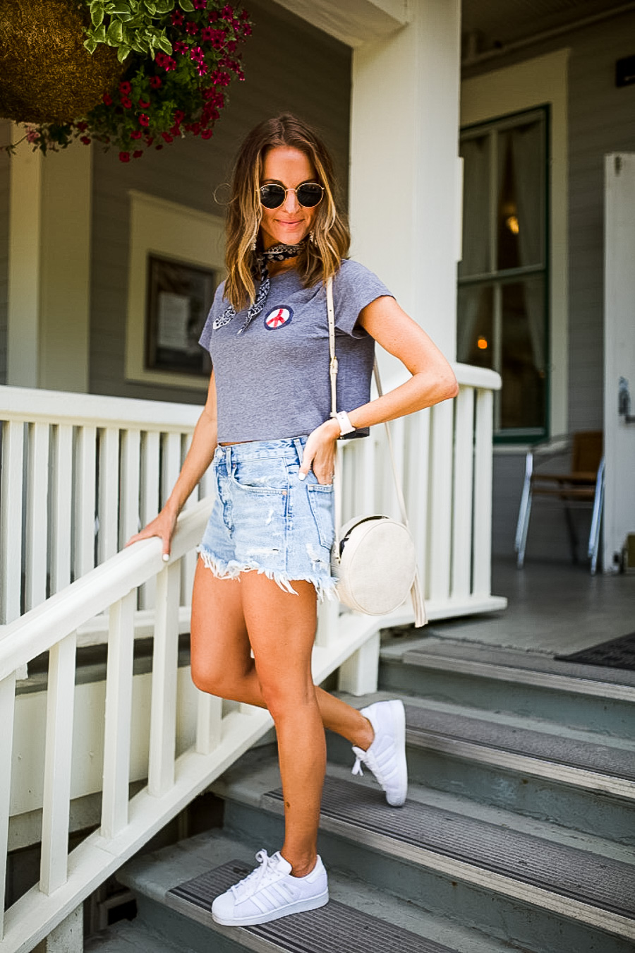 July 4th Outfit Ideas Lauren Kay Sims