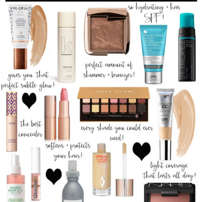 summer beauty products!