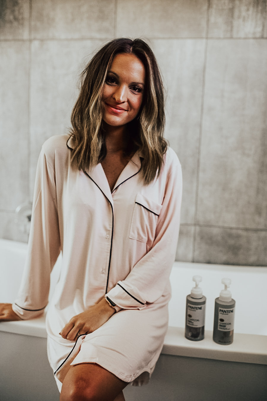 lauren sims charcoal shampoo and conditioner