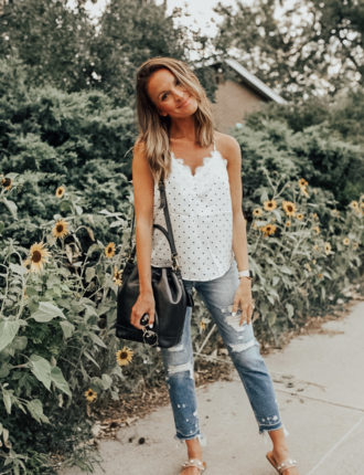distressed denim for summer