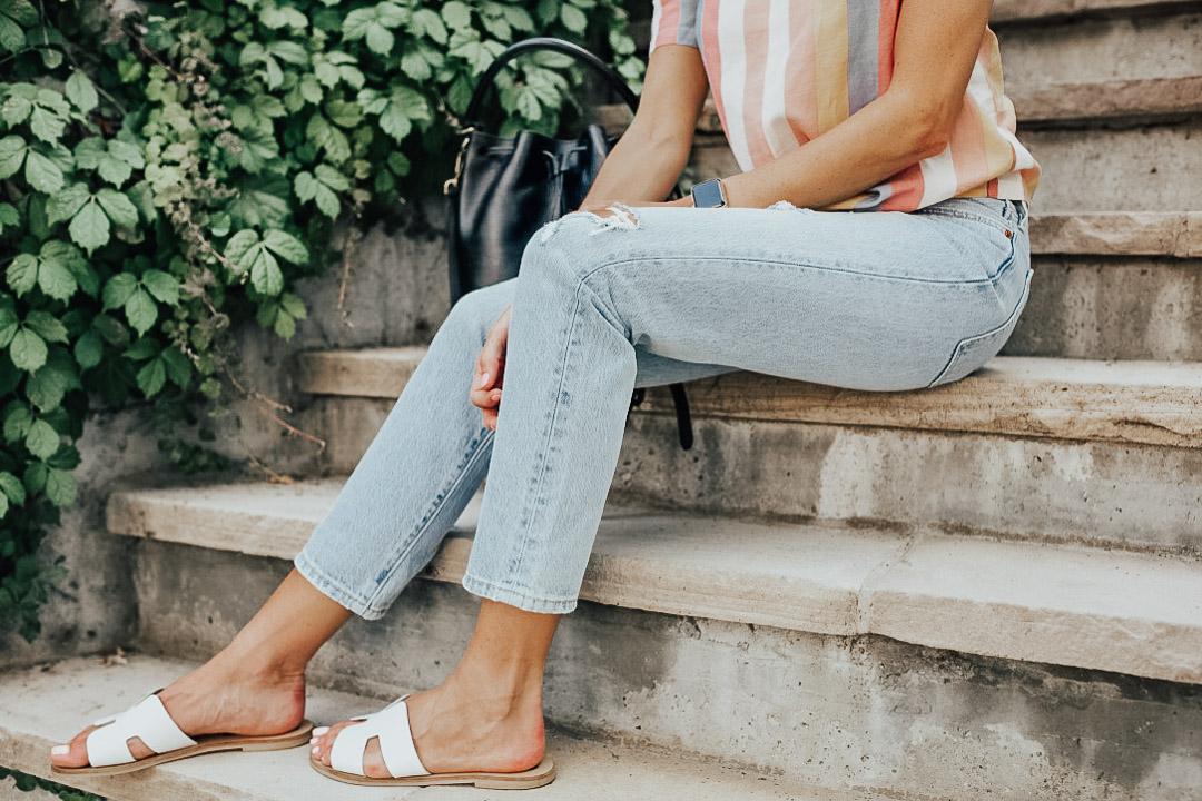 lauren sims levi's 501 jeans