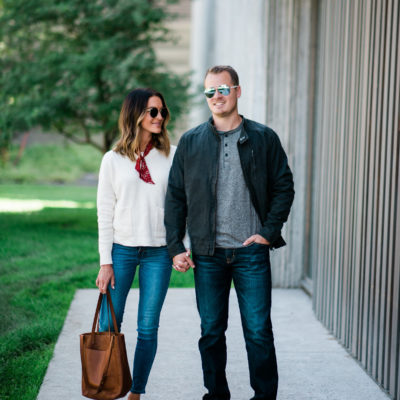 fall basics for him and her!