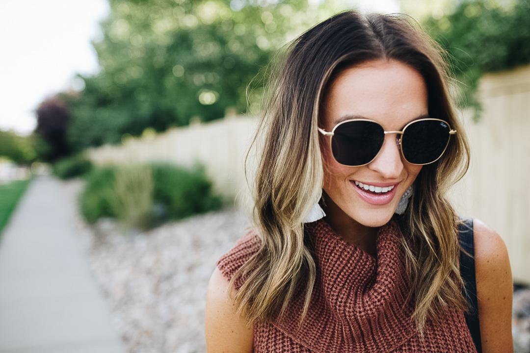 lauren sims quay sunglasses review
