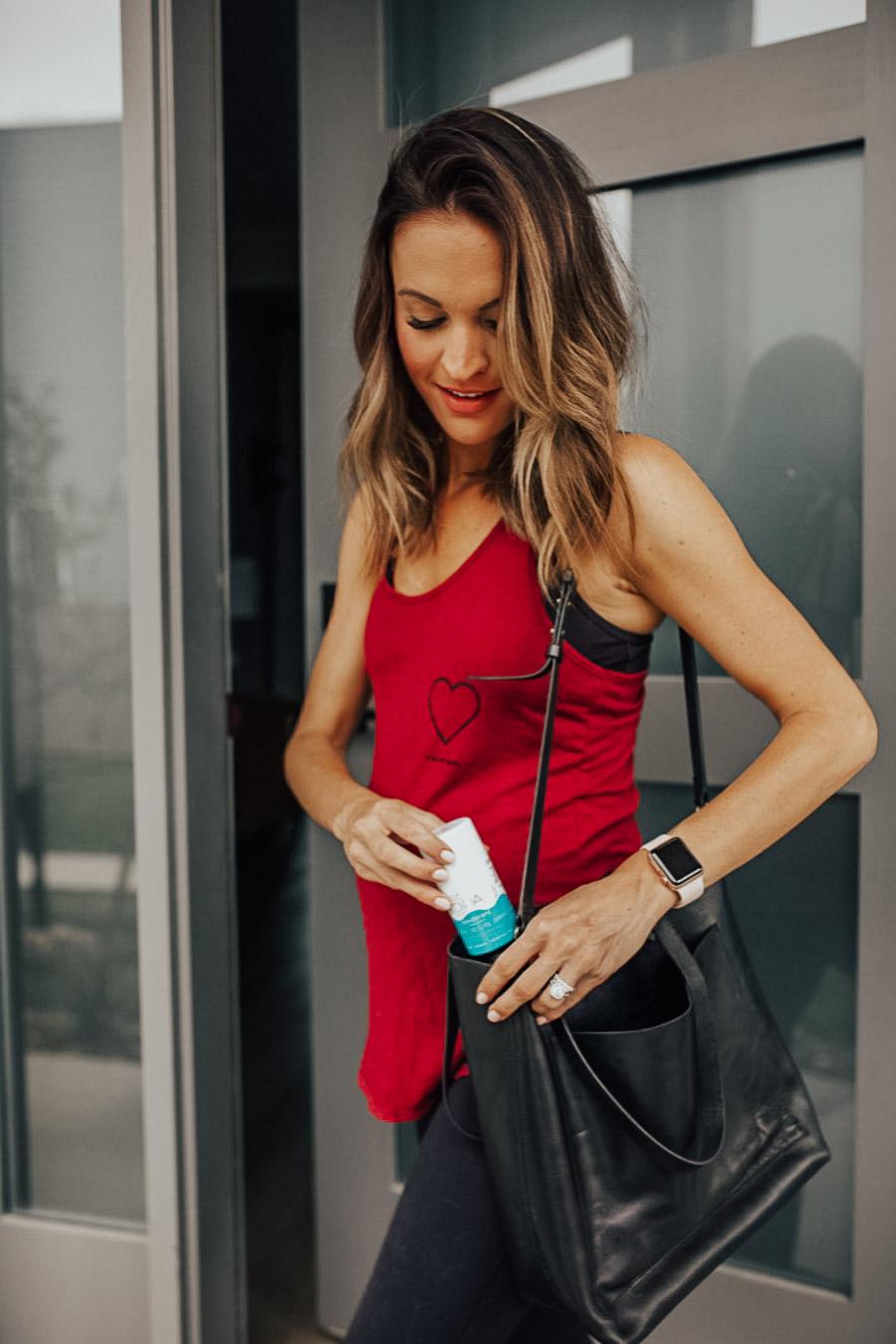 lauren sims best natural deodorant