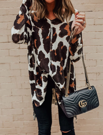 how to wear the leopard trend for fall