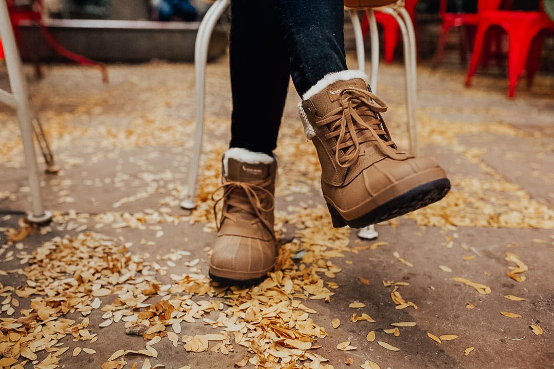 lauren sims weatherproof boots
