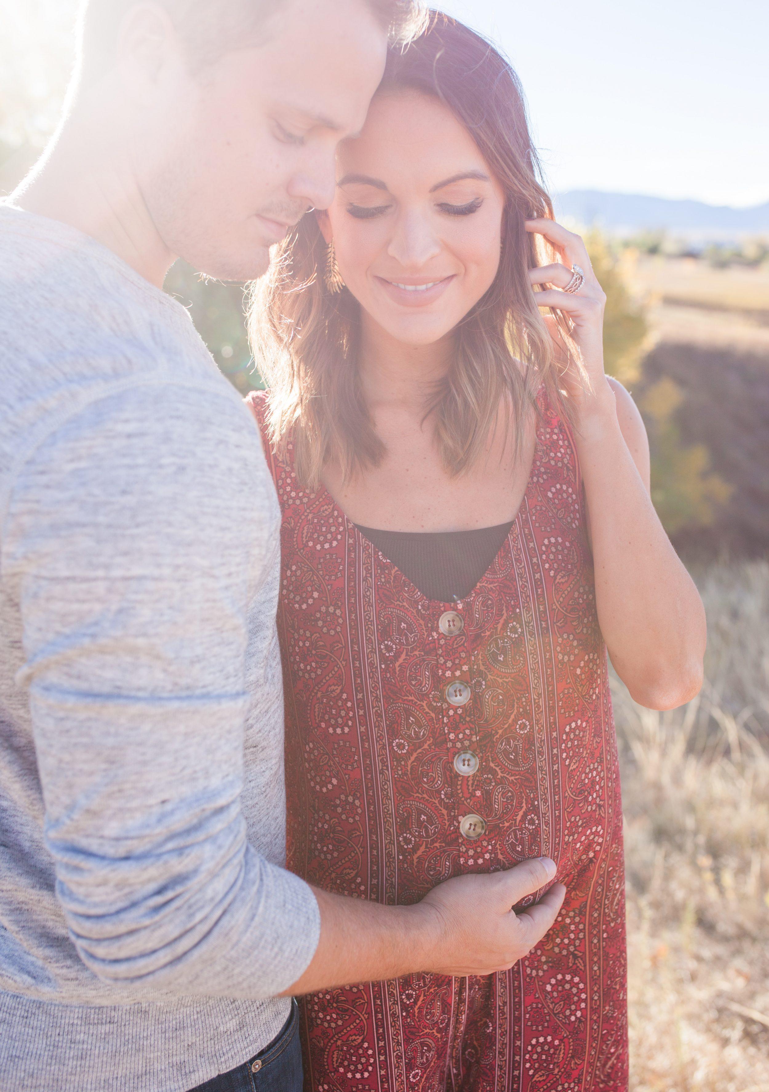 lauren sims prayers for baby girl