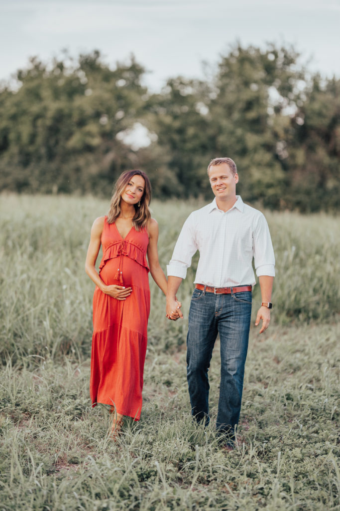 lauren sims fall maternity pictures
