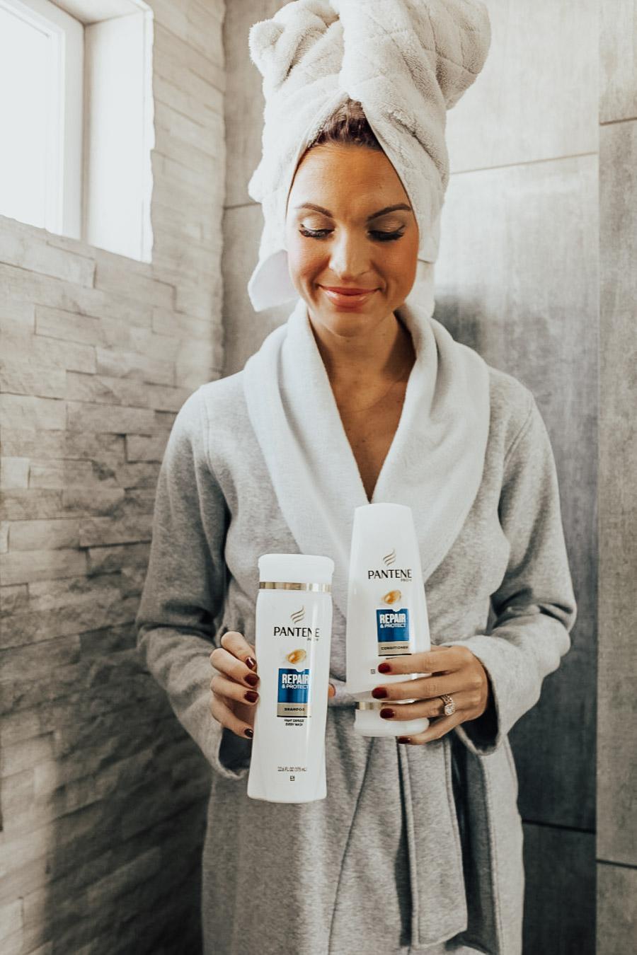 lauren sims how to fix damaged hair