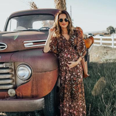 trend spotlight: fall florals + statement sleeves