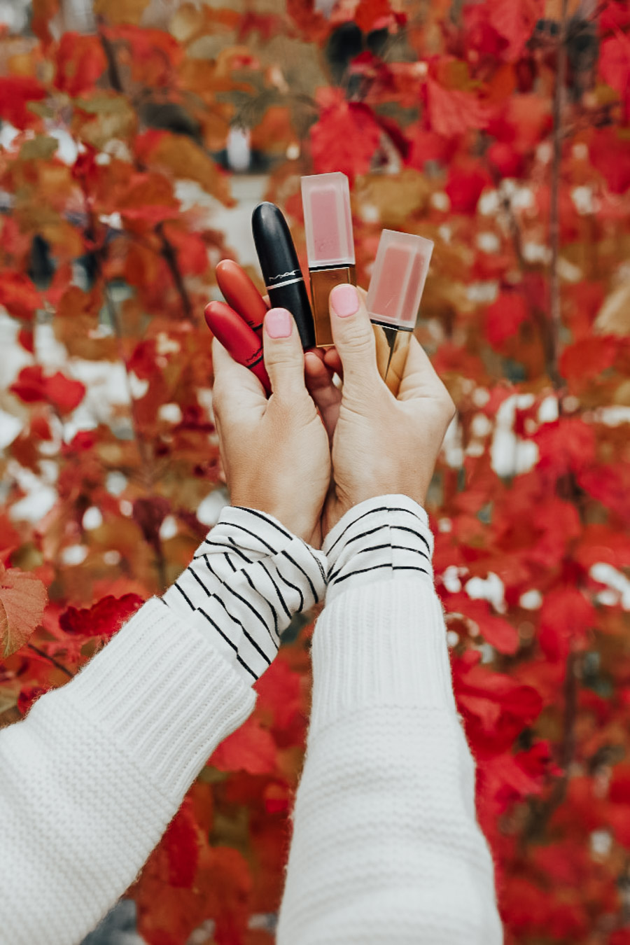 lauren sims fall lip colors