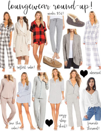 lauren sims favorite loungewear