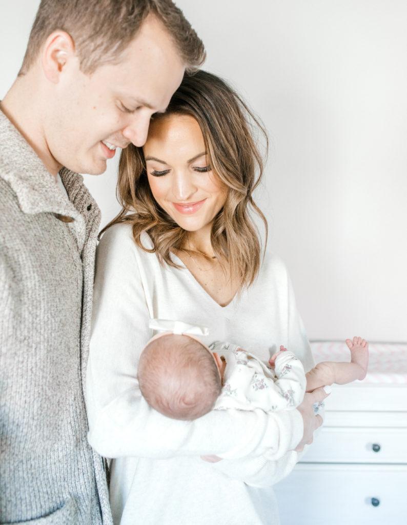 lauren sims baby girl nursery