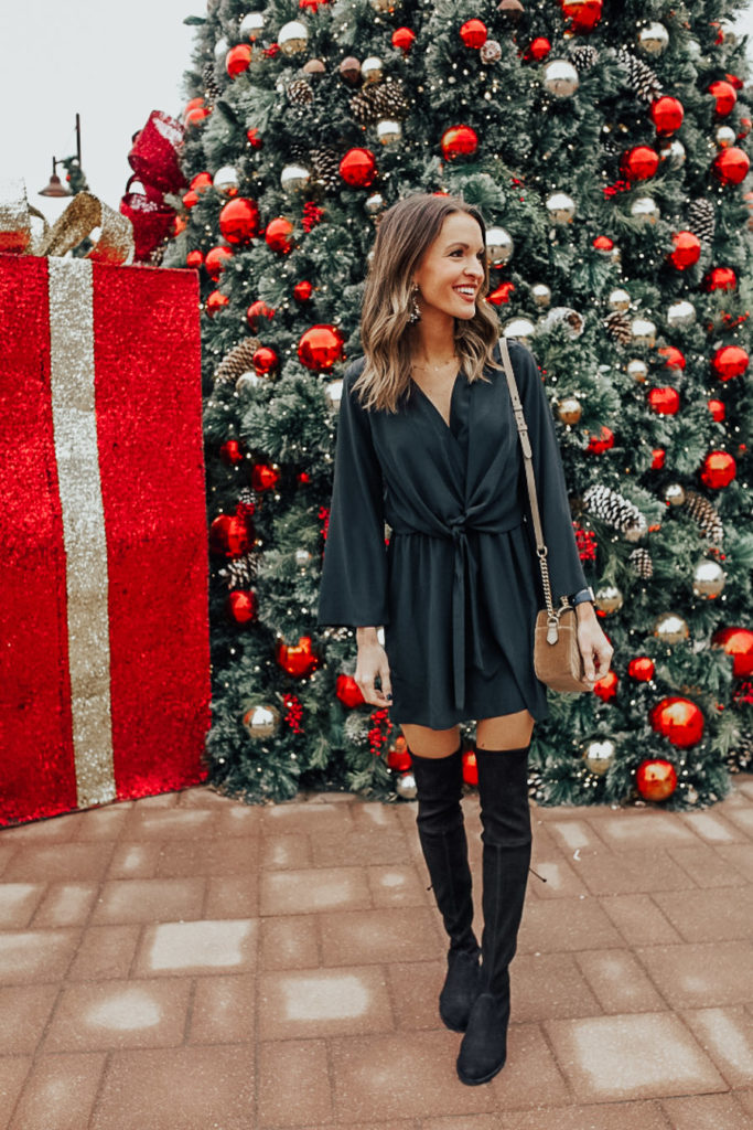 lauren sims holiday party dresses