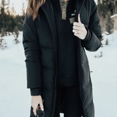 fave winter jacket + other outdoorsy gift ideas!