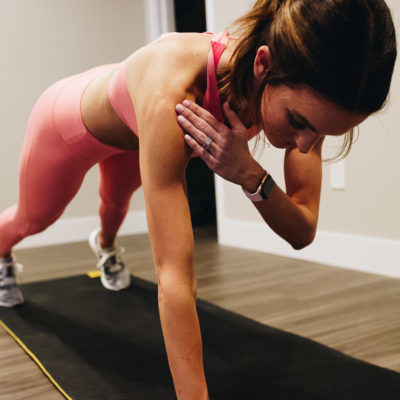 wellness wednesday: at home ab workout