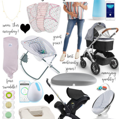 best of 2018: baby purchases!
