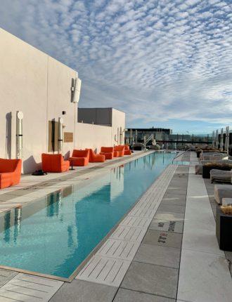 denver staycation: jacquard hotel & rooftop