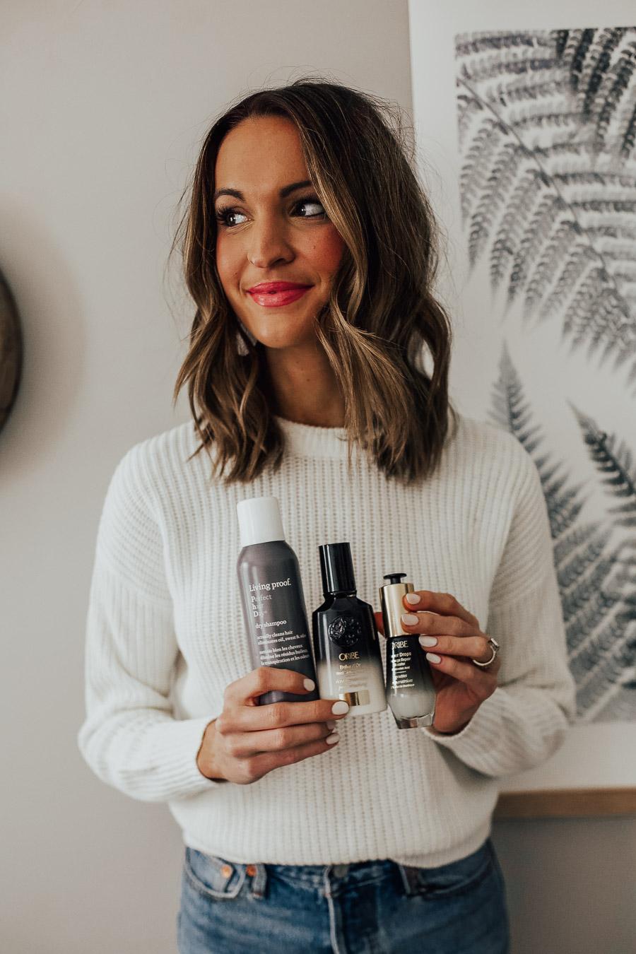 lauren sims hair essentials