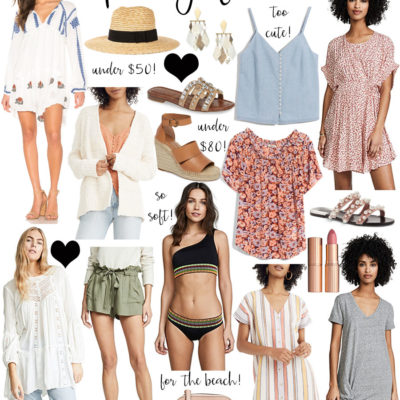 spring fever: what i'm loving!