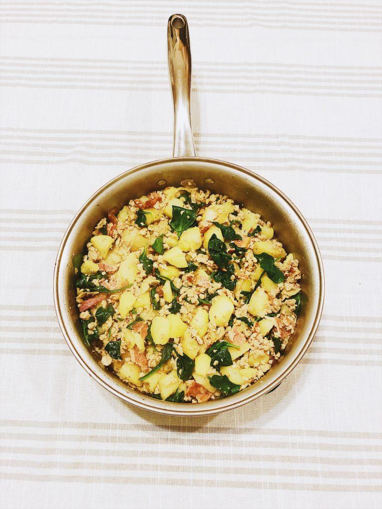 lauren sims paleo breakfast hash