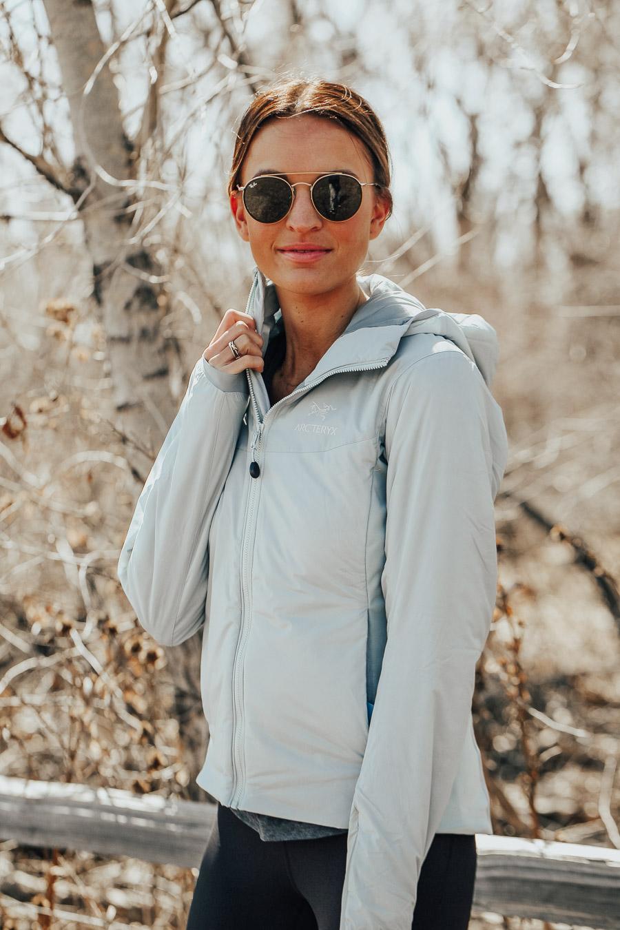 lauren sims acteryx jacket