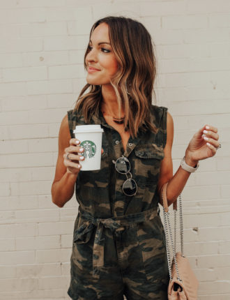 camo & coffee: my go-to healthy starbucks drinks!