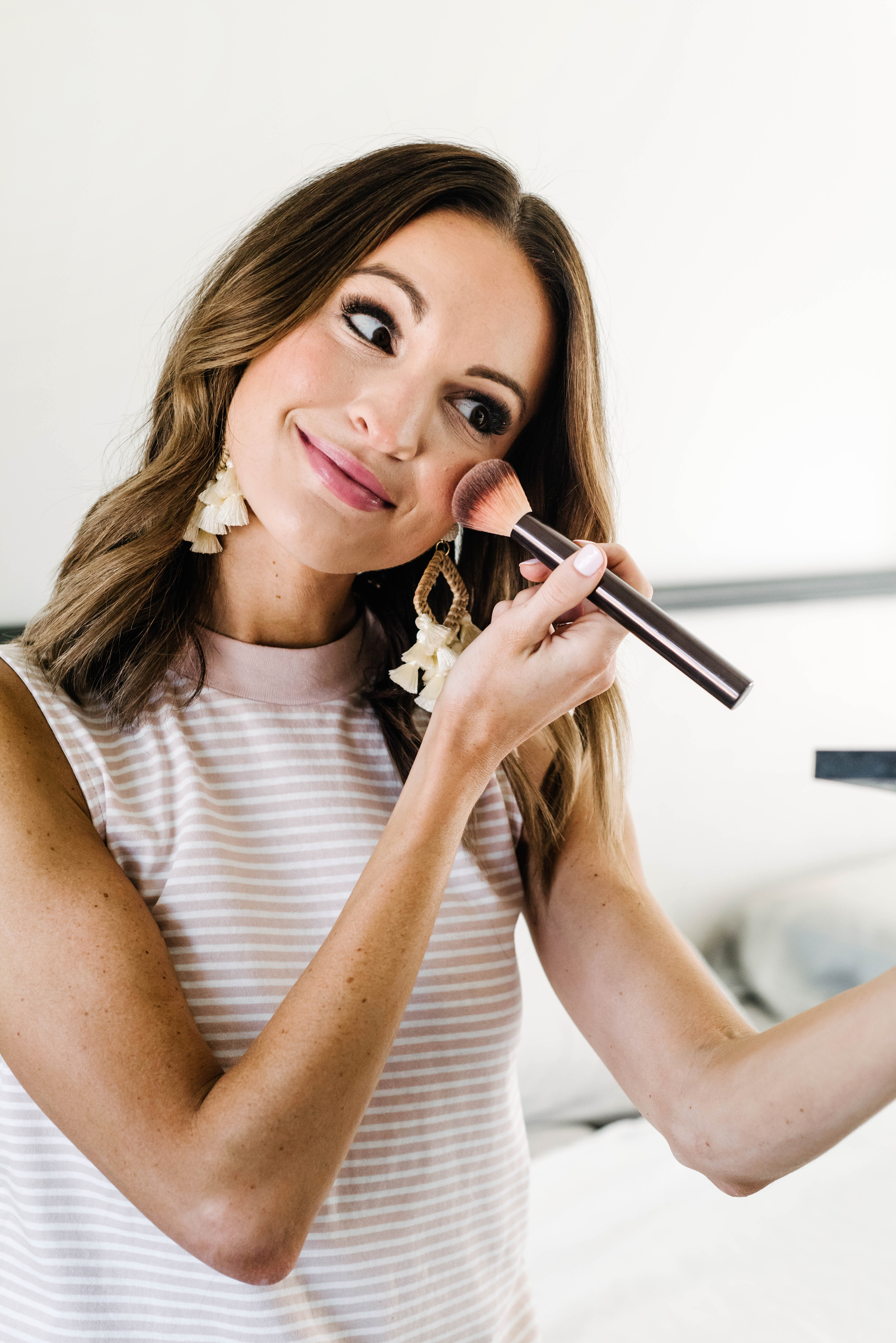 lauren sims spring beauty essentials