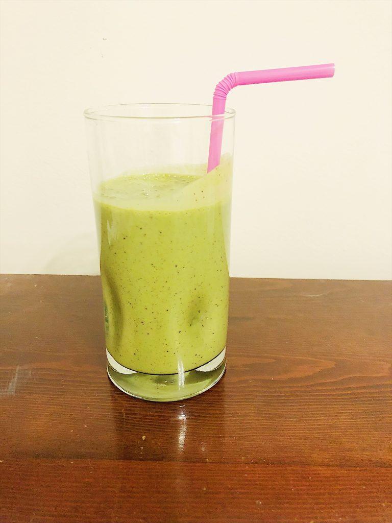 lauren sims green smoothie recipe