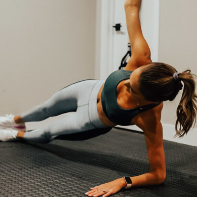 wellness wednesday: full body HIIT workout
