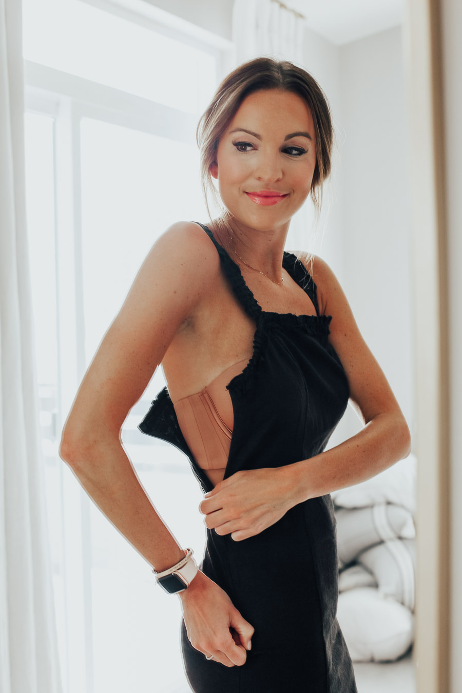 lauren sims perfect strapless bra