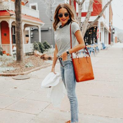 easy + classic wardrobe essentials!